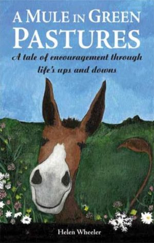 A Mule in Green Pastures - Helen Wheeler - Buy Christian Books Online here