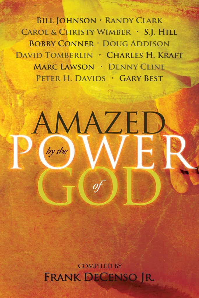 Amazed by the Power of God - compiled by Frank DeCenso - Buy Christian Books Online here