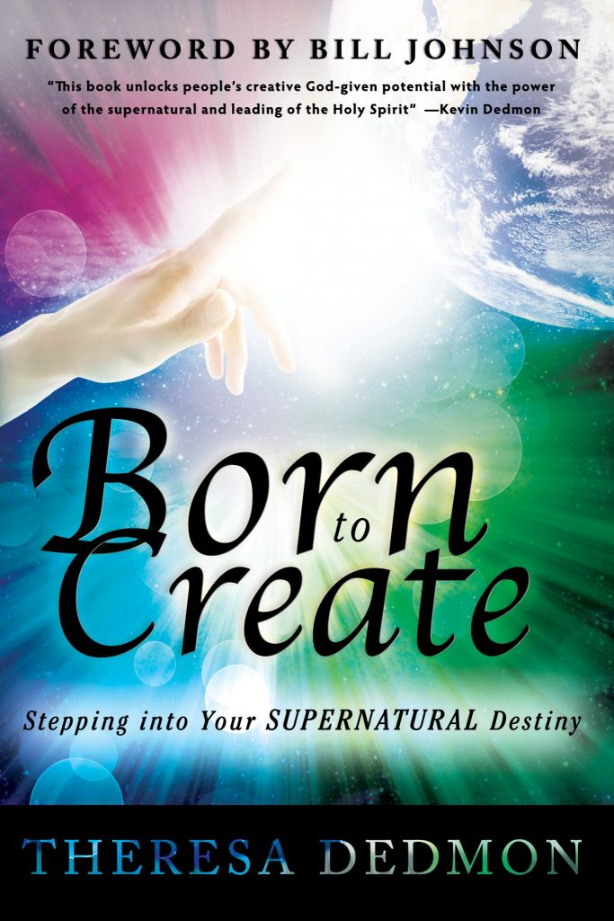 Born to Create - Theresa Dedmon - Buy Christian Books Online here