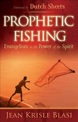 Prophetic Fishing - Jean K Blasi - Buy Christian Books Online here