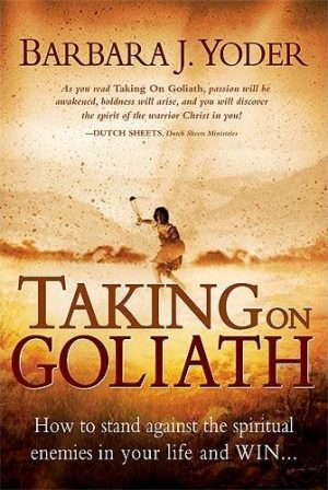 Taking on Goliath - Barbara Yoder - Buy Christian Books Online here