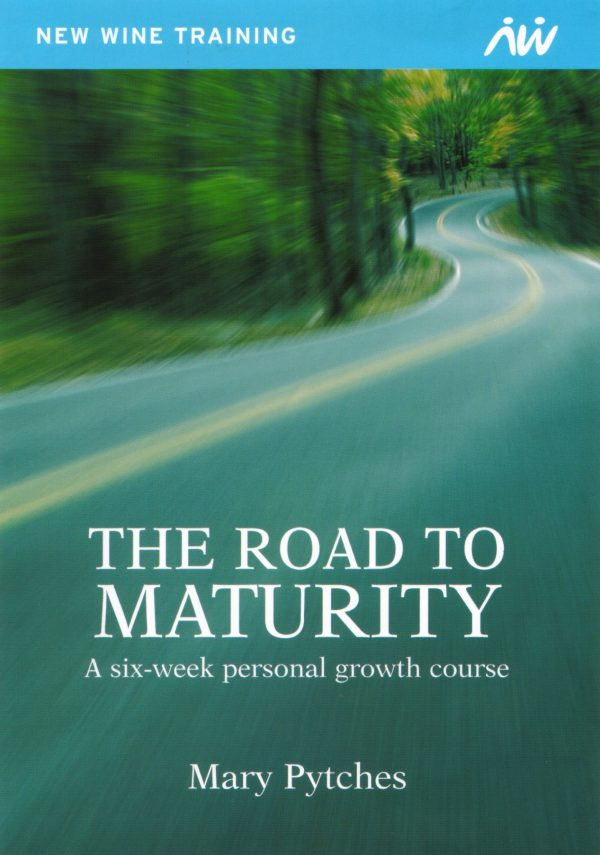 The Road to Maturity - 3 DVD Set - Mary Pytches - Buy Christian Books Online here