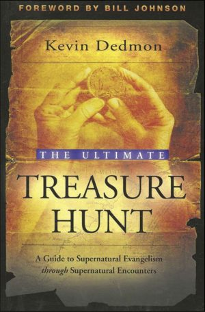 The Ultimate Treasure Hunt - Kevin Dedmon - Buy Christian Books Online here