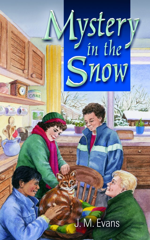 Mystery in the Snow - J M Evans - Buy Christian Books Online here