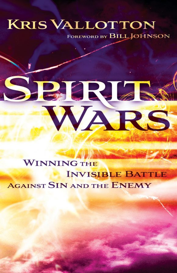 Spirit Wars - Kris Vallotton - Buy Christian Books Online here