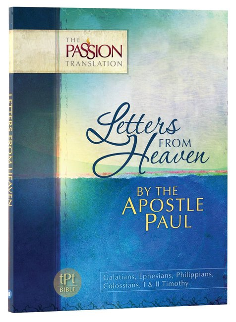 tPt - Letters from Heaven: By the Apostle Paul - Buy Christian Books Online here