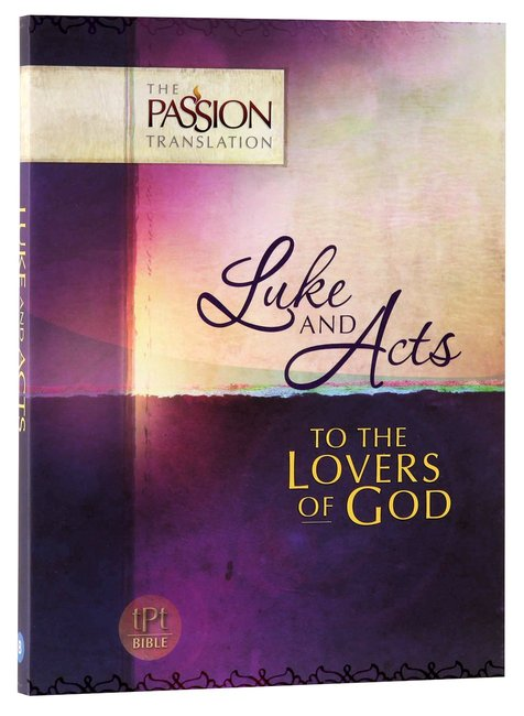 tPt - Luke & Acts: To the Lovers of God - Buy Christian Books Online here