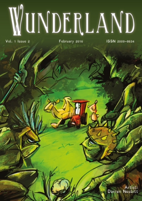 Wunderland - Vol 1 - Issue 2 - Baden Stanley - Buy Christian Books Online here