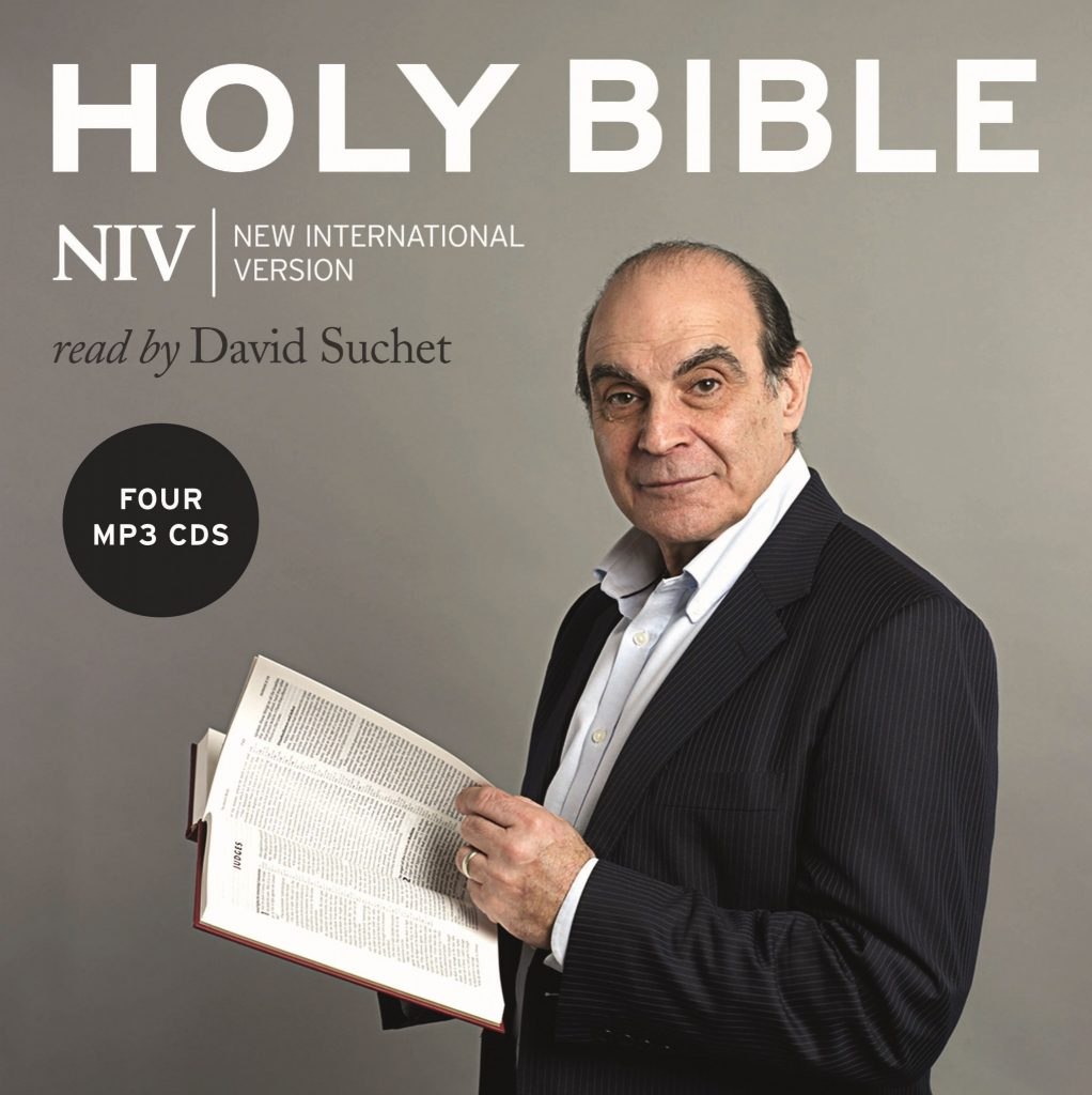 Complete NIV Audio Bible - Read by David Suchet - Buy Christian Books Online here