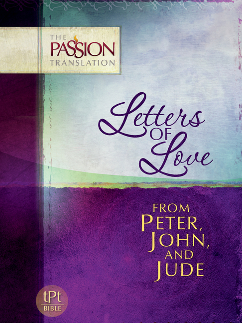 tPt - Letters of love - From Peter, John & Jude - Buy Christian Books Online here