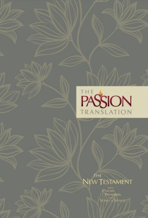tPt - New Testament: Hardback - Floral - Buy Christian Books Online here