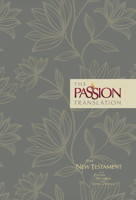 tPt - New Testament - Hardback - Floral - Buy Christian Books Online here