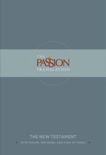 tPt - New Testament - Hardback - Slate - Buy Christian Books Online here
