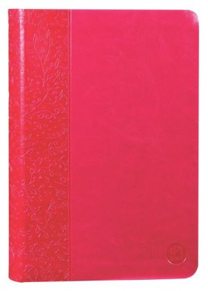 tPt - New Testament: Leather - Pink