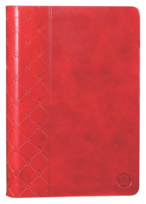 tPt - New Testament: Leather - Red - Buy Christian Books Online here