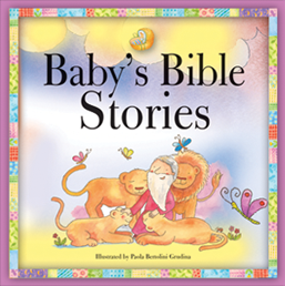 Baby's Bible Stories - Buy Christian Books Online here