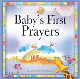 Baby's First Prayers - Buy Christian Books Online here