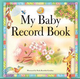 My Baby Record Book - Buy Christian Books Online here