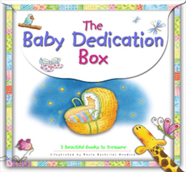 The Baby Dedication Box - Bethan James - Buy Christian Books Online here