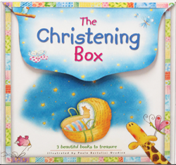 The Christening Box - Bethan James - Buy Christian Books Online here