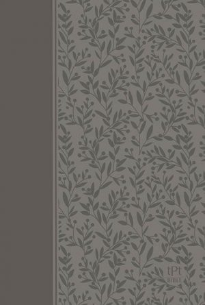 tPt - New Testament: Leather - Grey - Buy Christian Books Online here