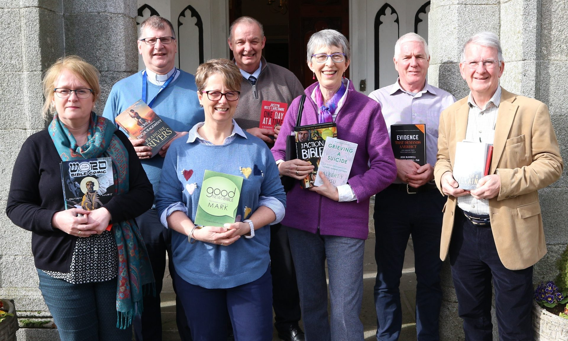 Christian Books into Prisons - Shelton Abbey - Buy Christian Books Online here