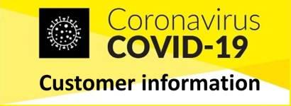 Coronavirus Covid-19 Customer Information - Buy Christian Books Online here
