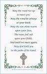 Celtic blessing Tea Towel - Buy Christian Books & Gifts Online here