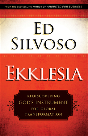 Ekklesia - Ed Silvoso - Buy Christian Books Online here