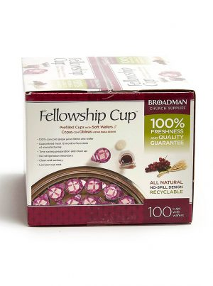 Fellowship Cups - box of 100 - for Holy Communion - Buy Christian Books & Supplies Online here