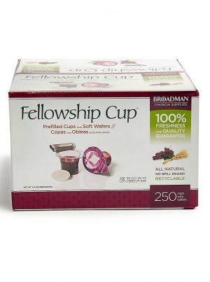 Fellowship Cups - box of 250 - for Holy Communion - Buy Christian Books Online here