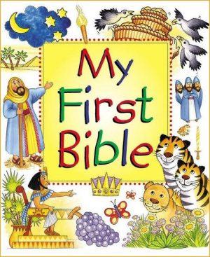 My First Bible - Leena Lane & Gillian Chapman - Buy Christian Books Online here